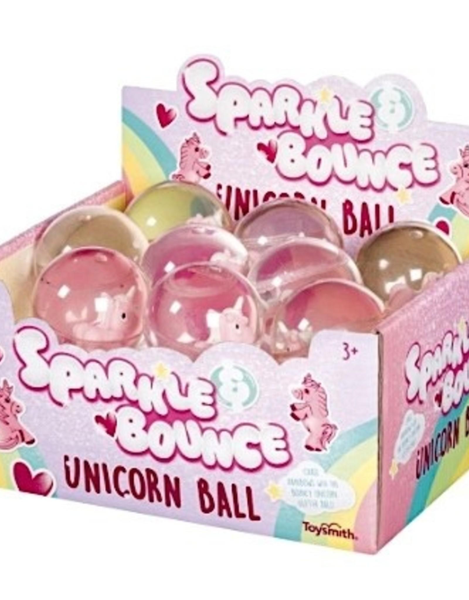 Sparkle & Bounce Unicorn Ball