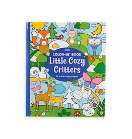 Ooly Color-In' Book Cozy Critters
