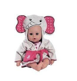 Adora BATH TIME BABY - ELEPHANT