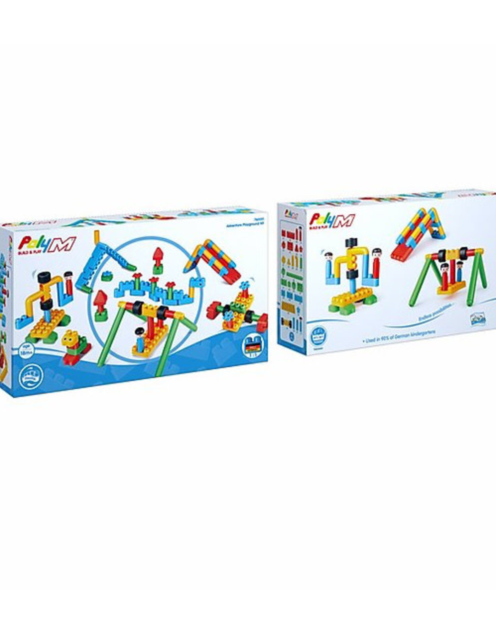 Poly M Poly M Adventure Playground Kit