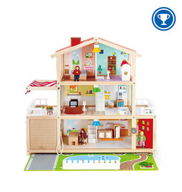 Hape Doll Family Mansion DS