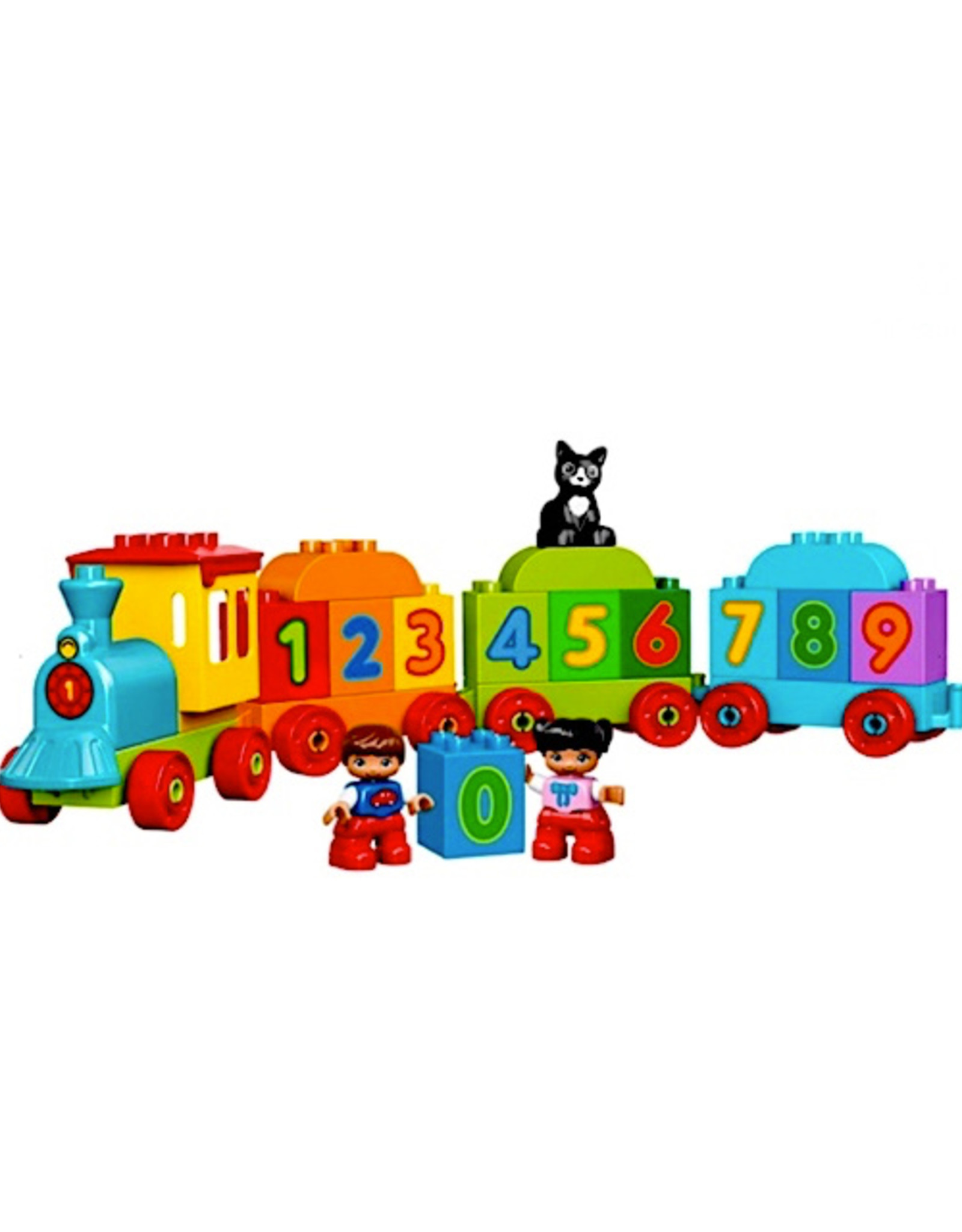 Lego Duplo My 1st Number Train