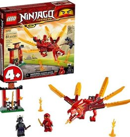 Lego Ninjago Kai's Fire Dragon