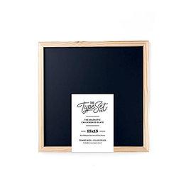 Magnetic Slate Letter Board