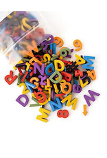Soft Magnetic Rainbow Letters- 200pc