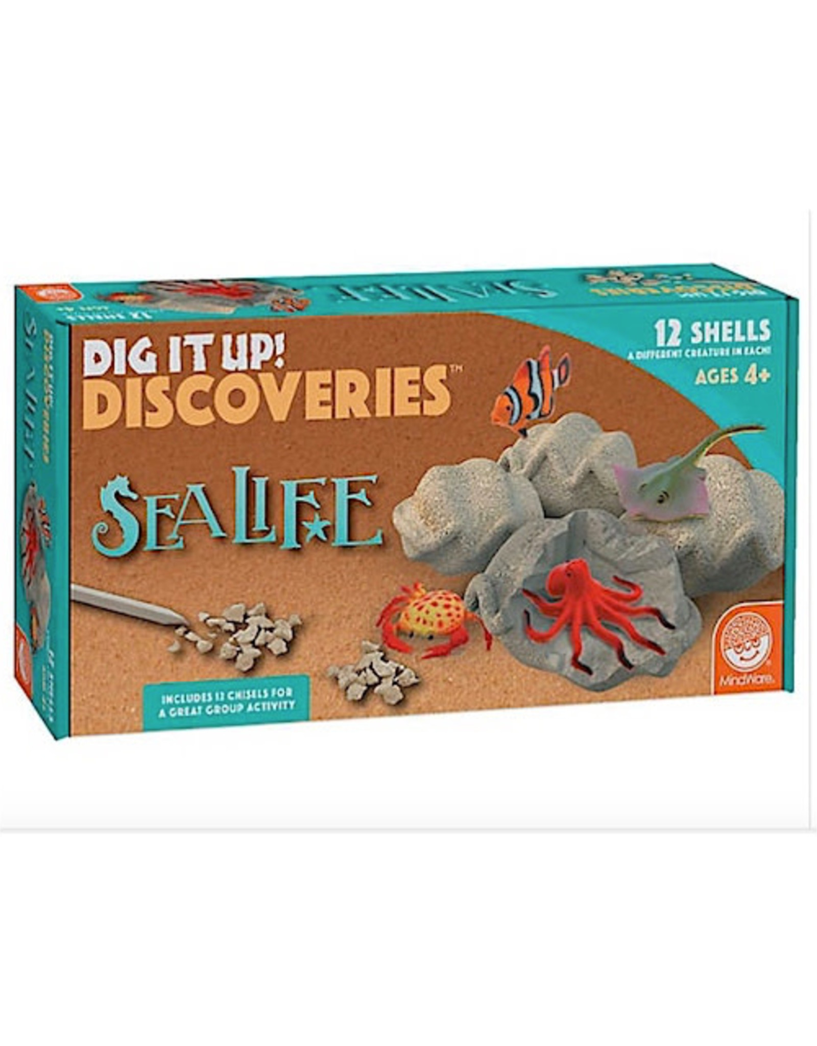 Mindware DIG IT UP! DISCOVERIES SEA LIFE