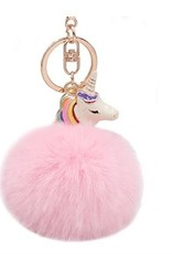 3C4G Fur Ball Bag Charms