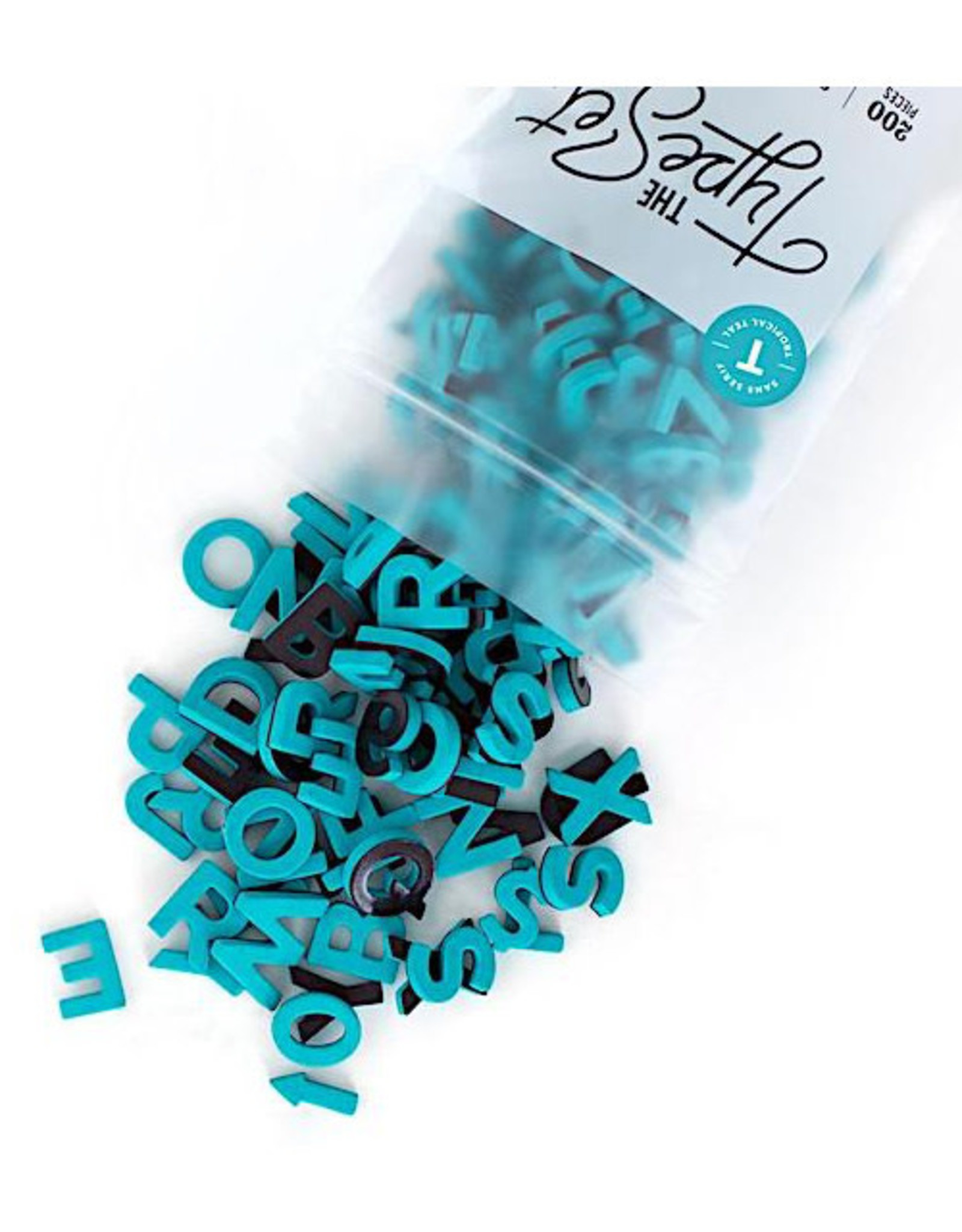 Soft Magnetic Letters- 200pc