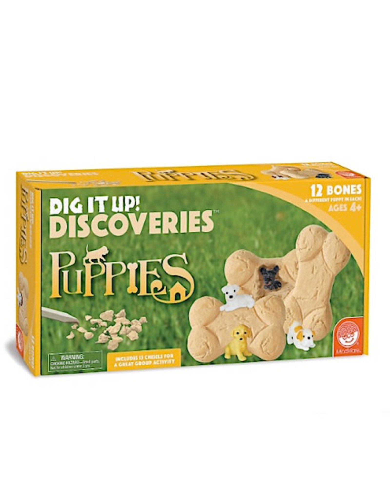 Mindware DIG IT UP!: DISCOVERIES: PUPPIES