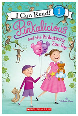Harper Collins Pinkalicious and the Pinkatastic Zoo Day - Kann, Victoria