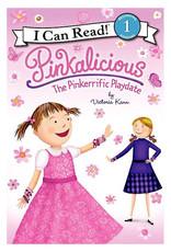 Pinkalicious: The Pinkerrific Playdate - Kann, Victoria