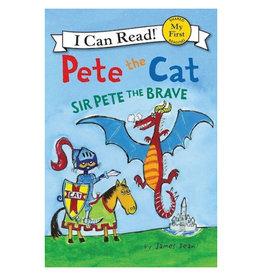 Harper Collins Pete the Cat: Sir Pete the Brave - Dean, James