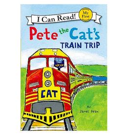 Harper Collins Pete the Cat's Train Trip - Dean, James