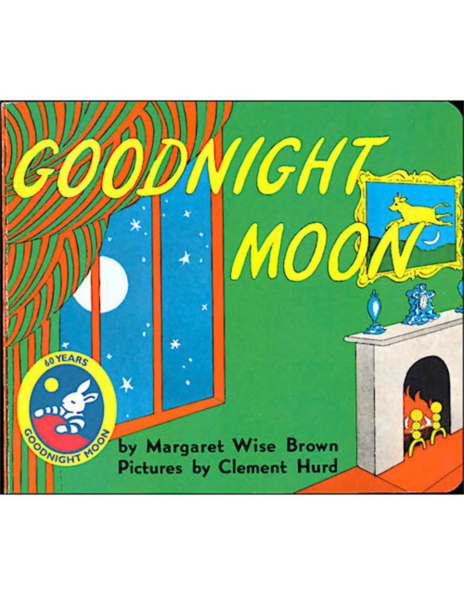 Harper Collins Goodnight Moon Board Book 60th Anniversary Edition - Brown, Margaret Wise