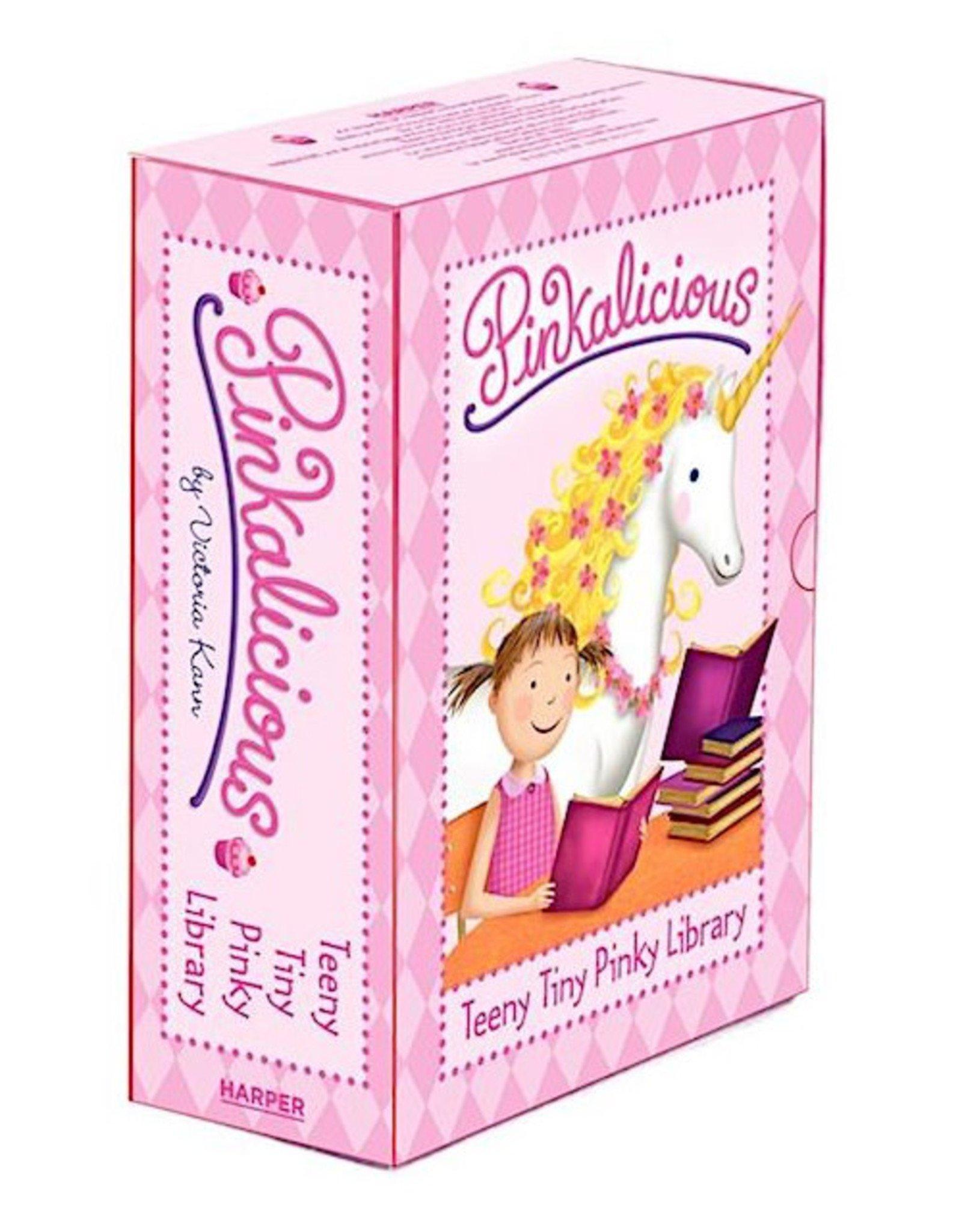 Harper Collins Pinkalicious: Teeny Tiny Pinky Library - Kann, Victoria