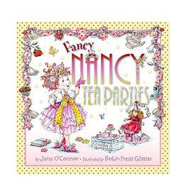 Harper Collins Fancy Nancy: Tea Parties - O'Connor, Jane