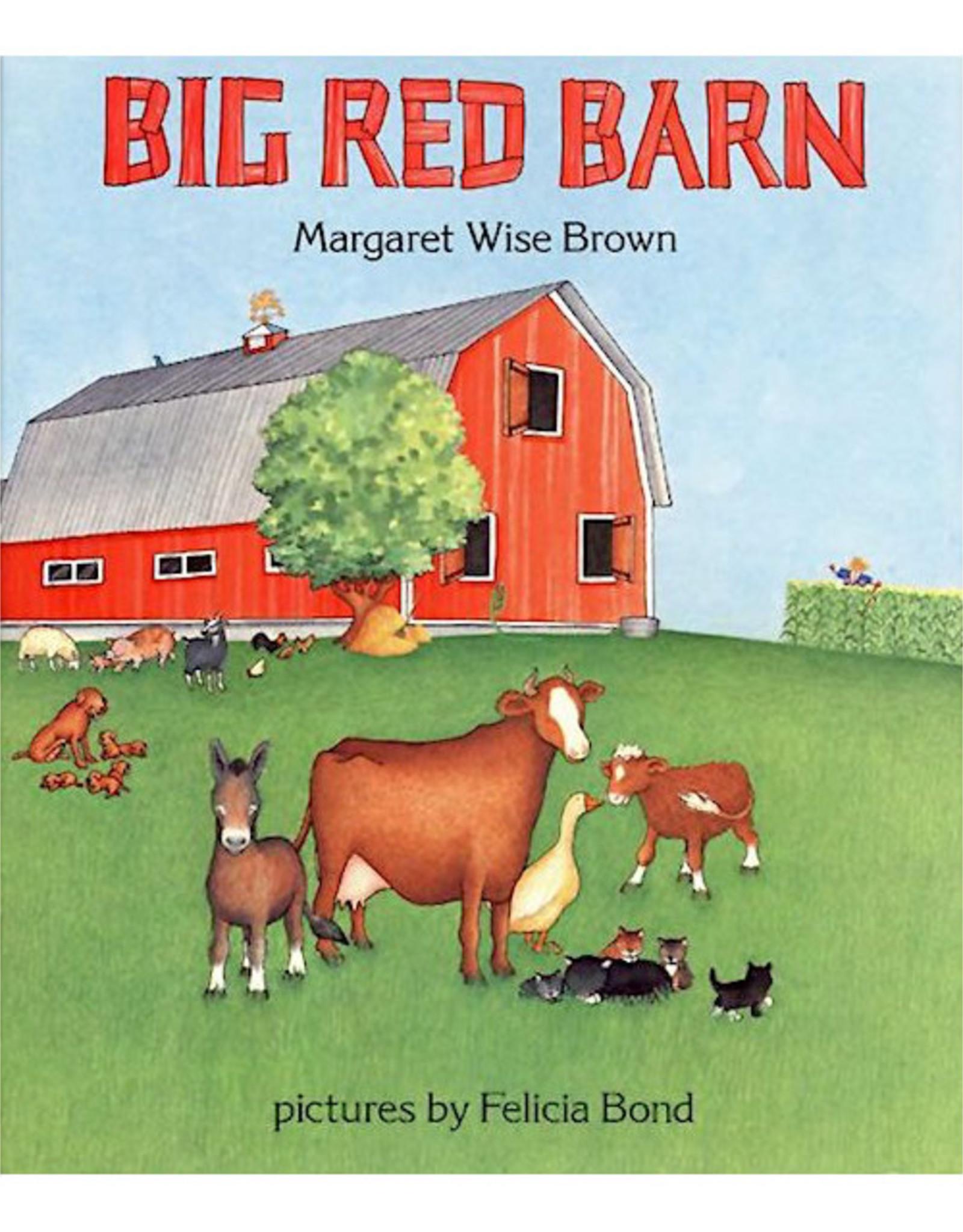 Big Red Barn - Brown, Margaret Wise