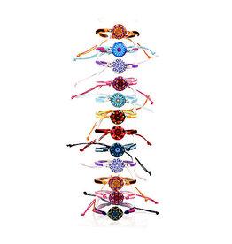 Snazzy & Co Adjustable Bracelet Mandala
