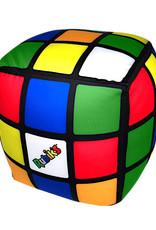 Iscream Rubiks Cube 3D Microbead Pillow
