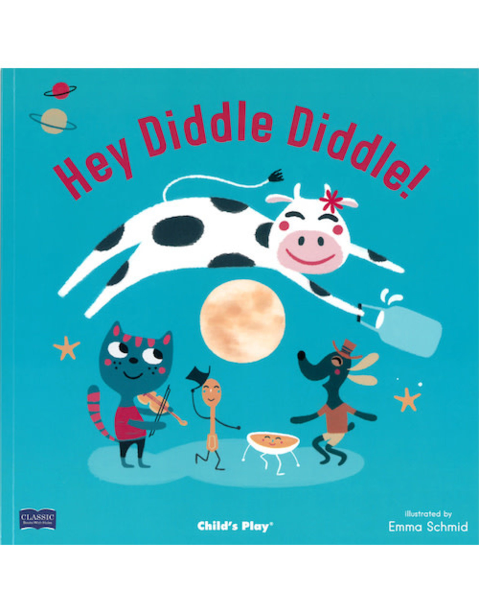 child's play Hey Diddle Diddle Bd
