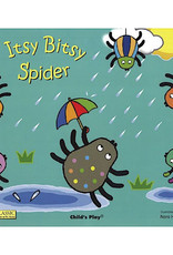 child's play Itsy Bitsy Spider Brd Bk