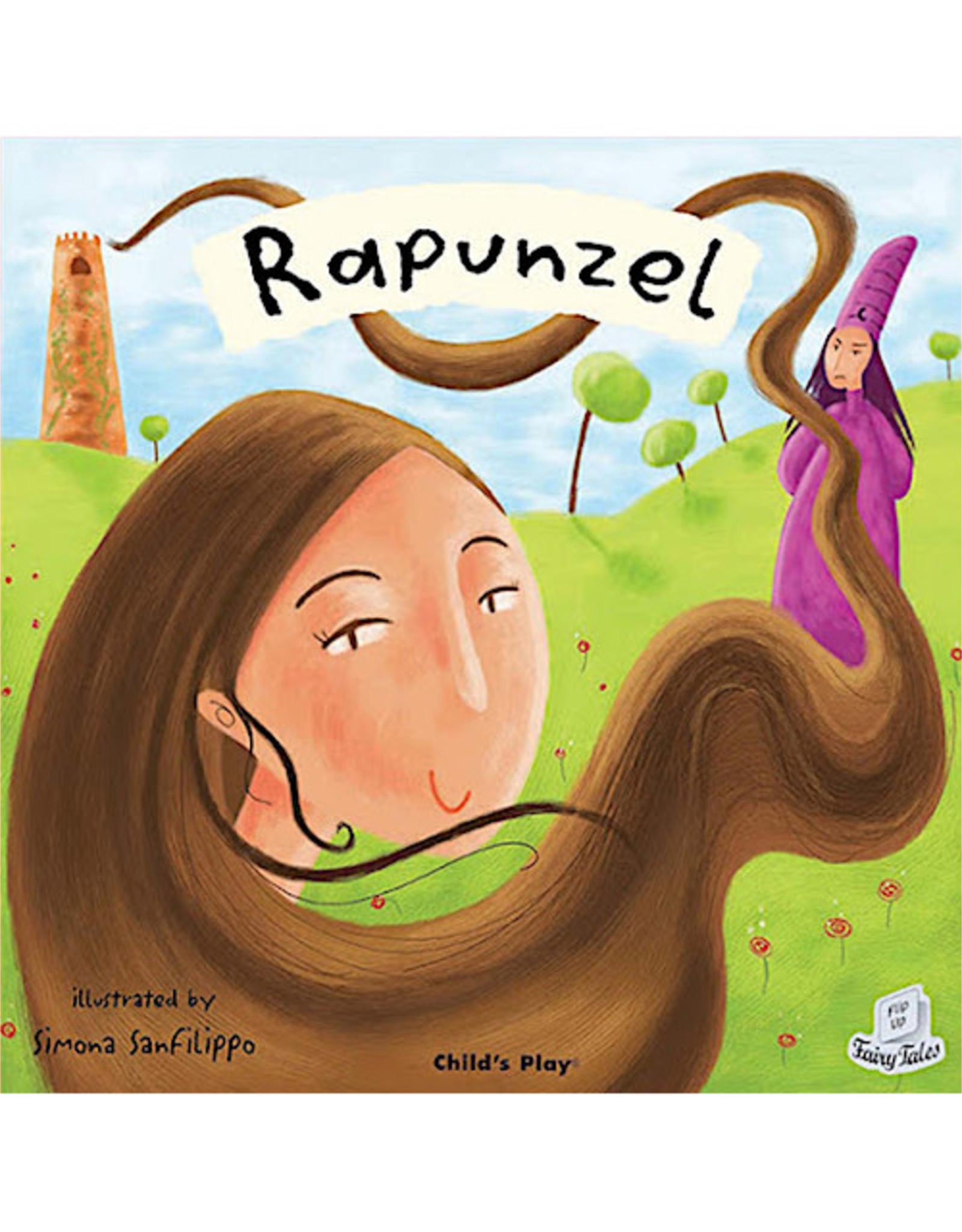 child's play Rapunzel
