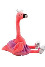 Fashion Angel Babble Besties Flamingo Plush