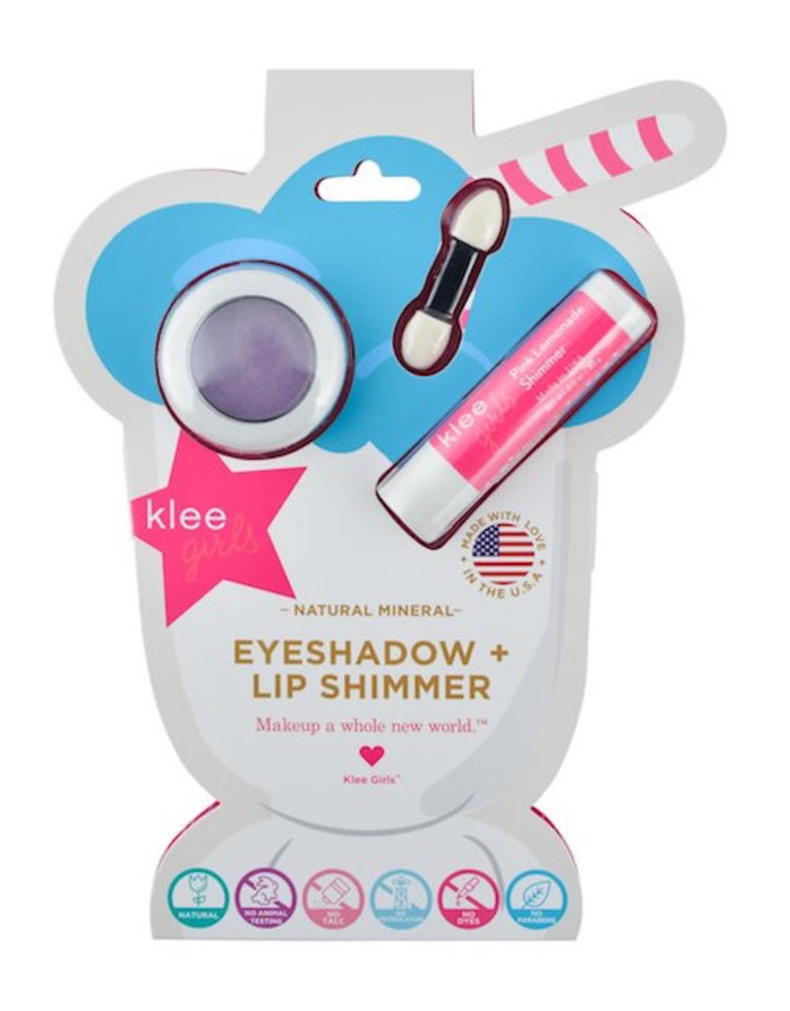 Klee Klee Eyeshadow and Lip Shimmer