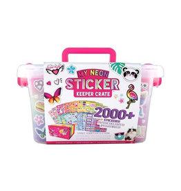 Fashion Angel My Neon Sticker Crate