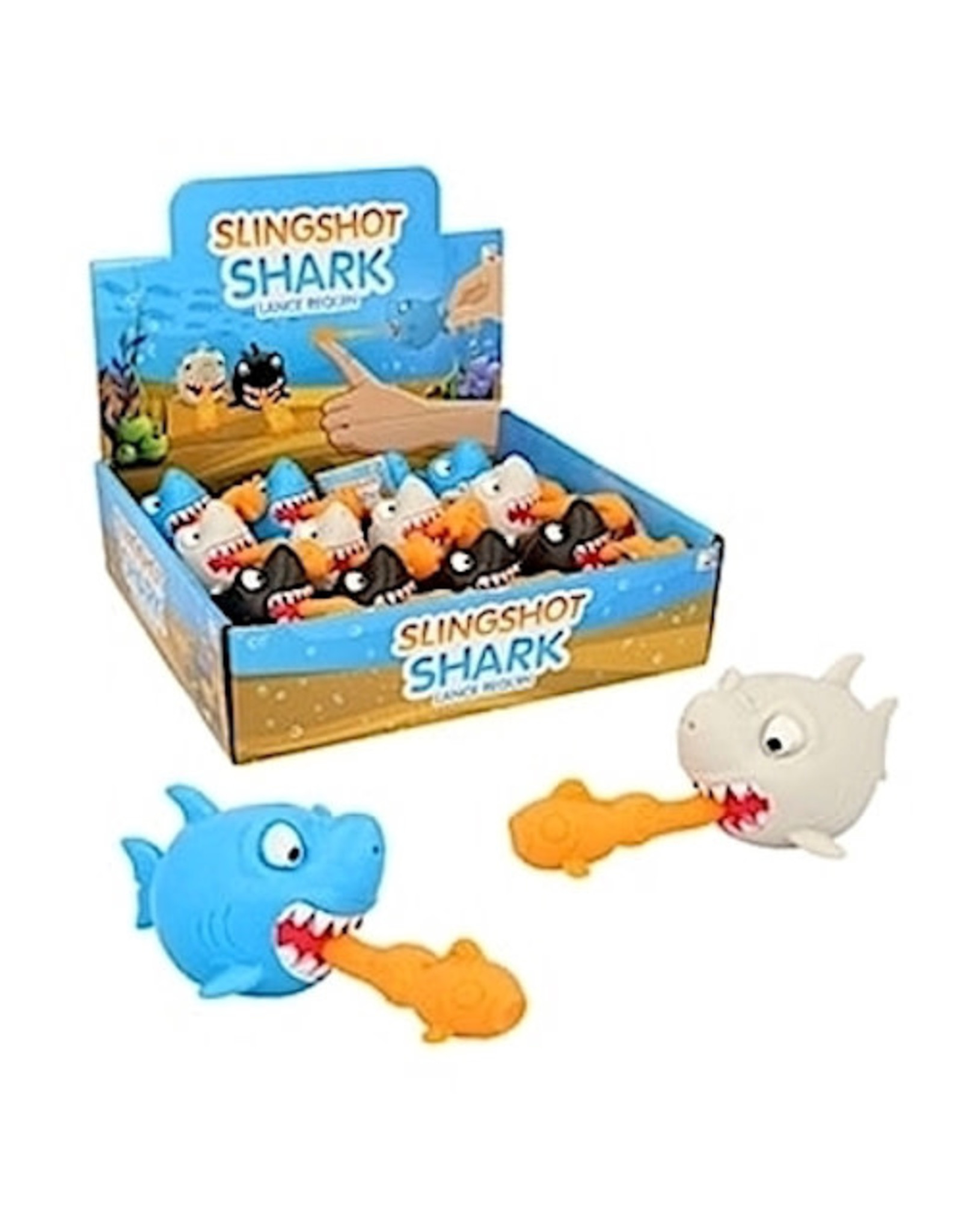 Keycraft Slingshot Sharks