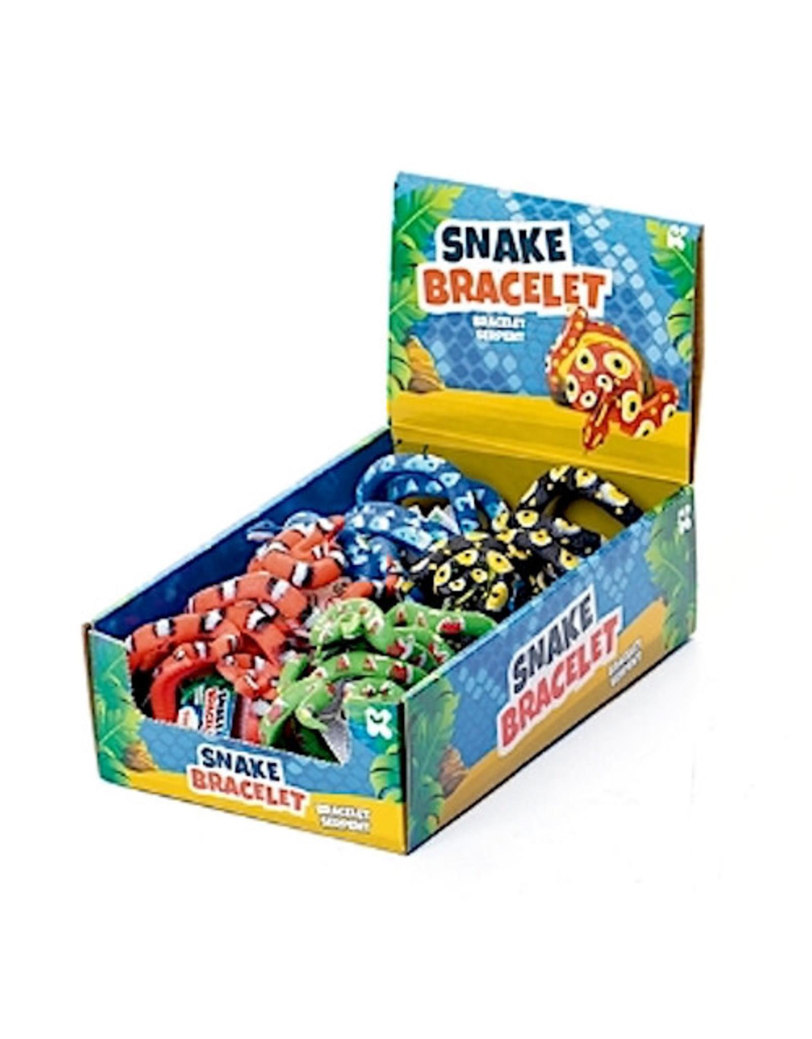 Keycraft Keycraft coiled snake bracelet