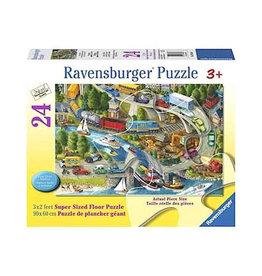 Ravensburger Vacation Hustle