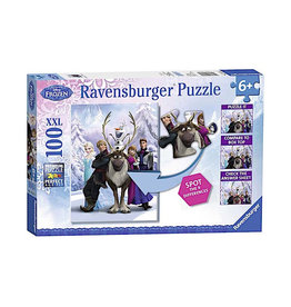 Ravensburger The Frozen Difference (100 pc Puzzle)