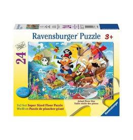 Ravensburger Land Ahoy! (24pc)