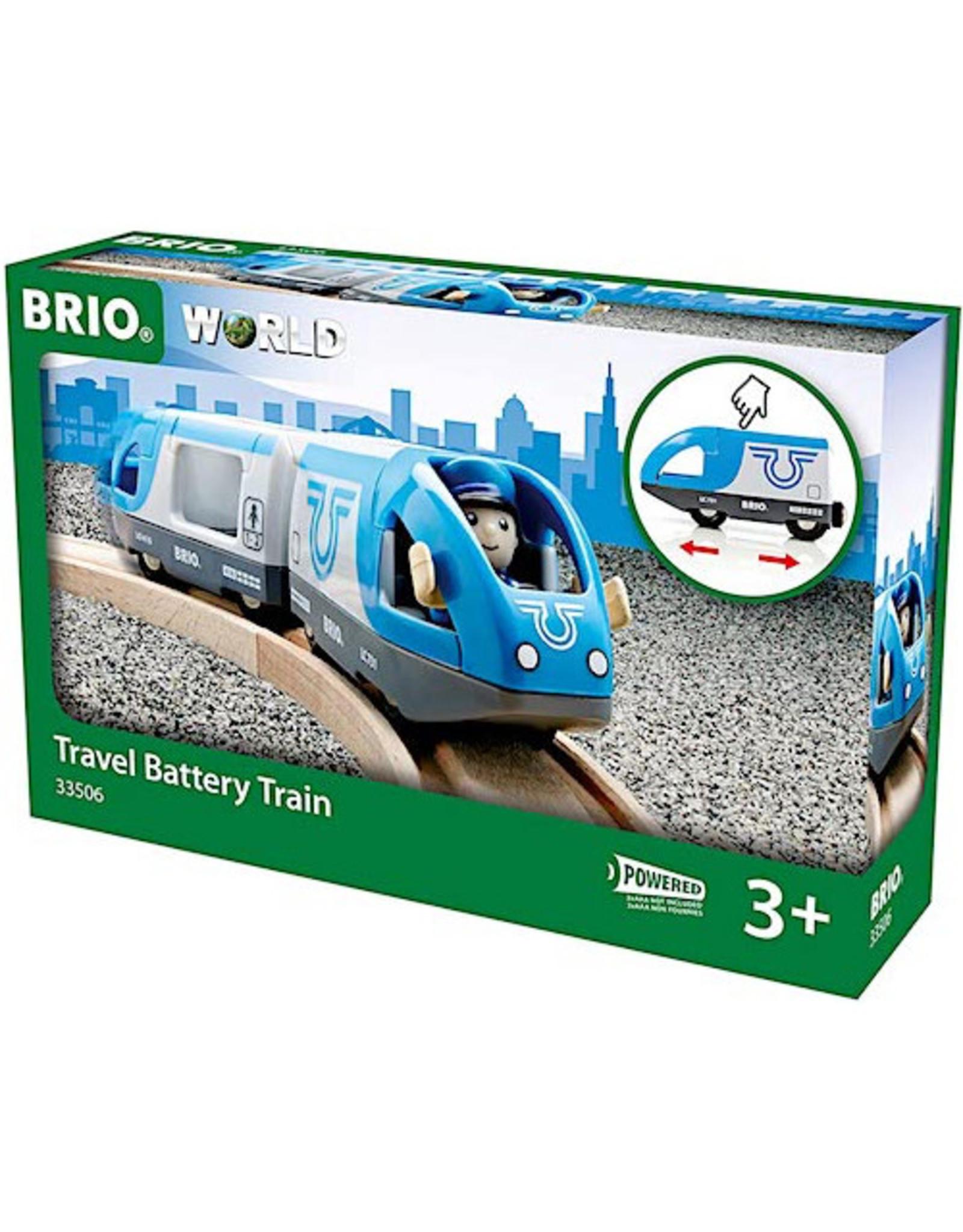 Ravensburger Travel Battery Train