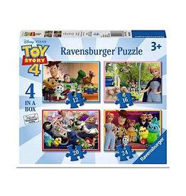 Ravensburger Toy Story 4: 4 in a Box