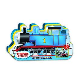Ravensburger Thomas & Ashima (24 pc Floor Puzzle in Train Shaped Box)