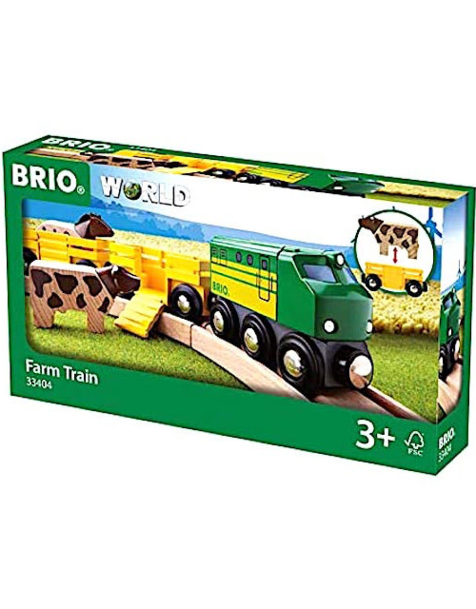 Ravensburger Farm Train Set