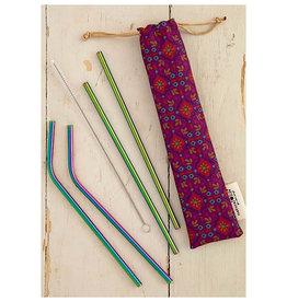 Natural Life Reusable Straws