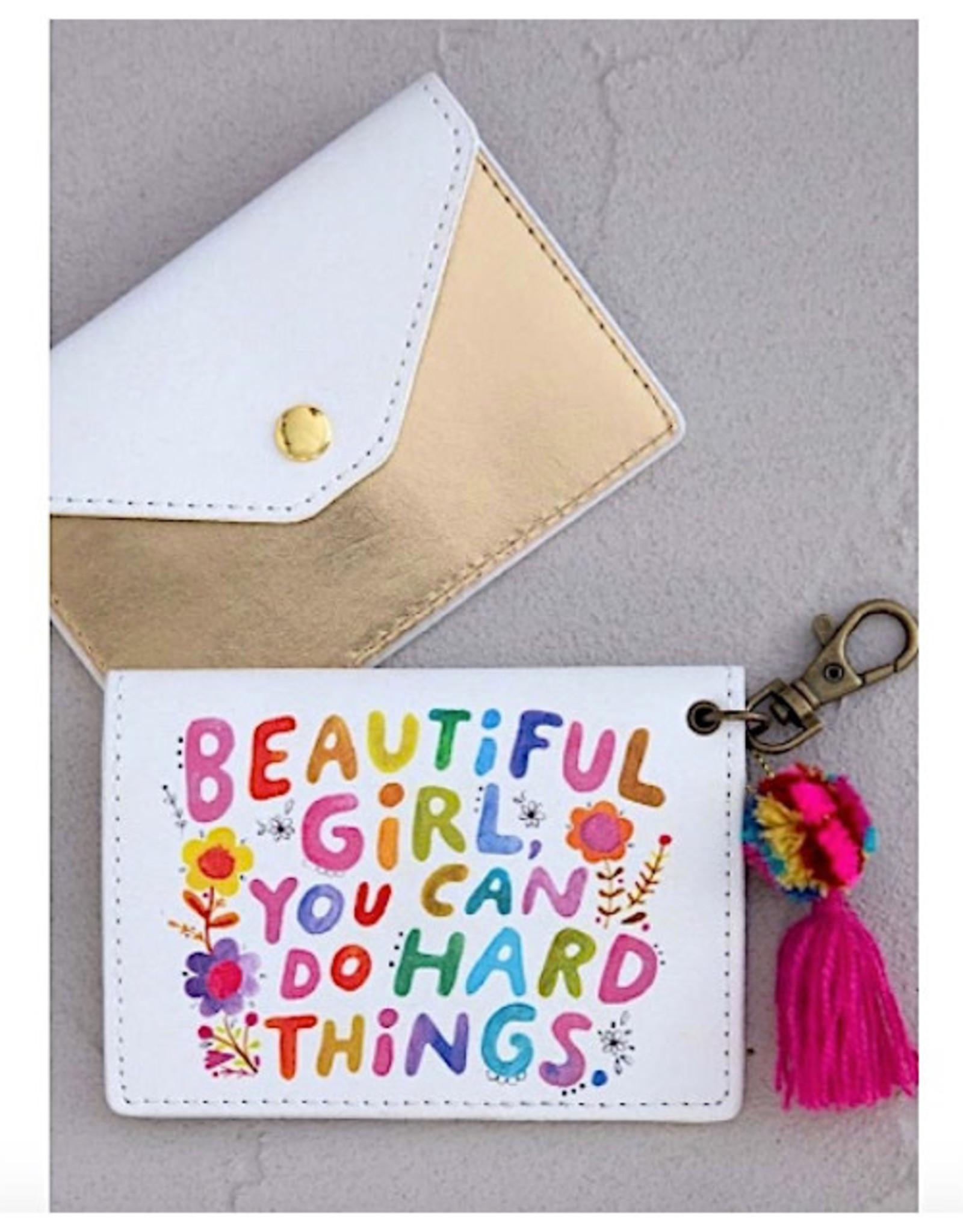 Natural Life Card Holder