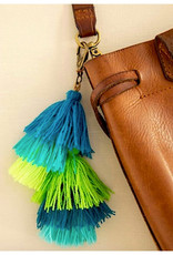 Natural Life Mini Tassel Clip
