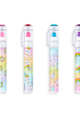 Ooly Rainbow Glitter Gems Erasers