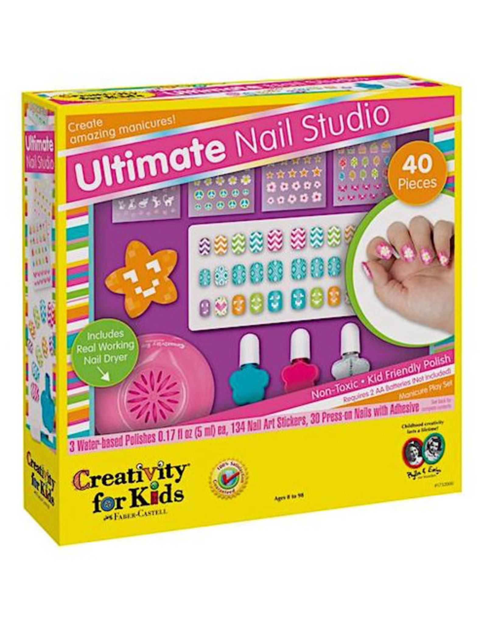 Faber Castell Ultimate Nail Studio