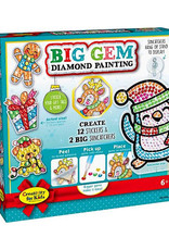 Faber Castell Big Gem Diamond Painting Holiday