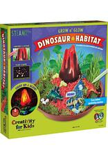 Faber Castell GROW n' GLOW Dinosaur Habitat