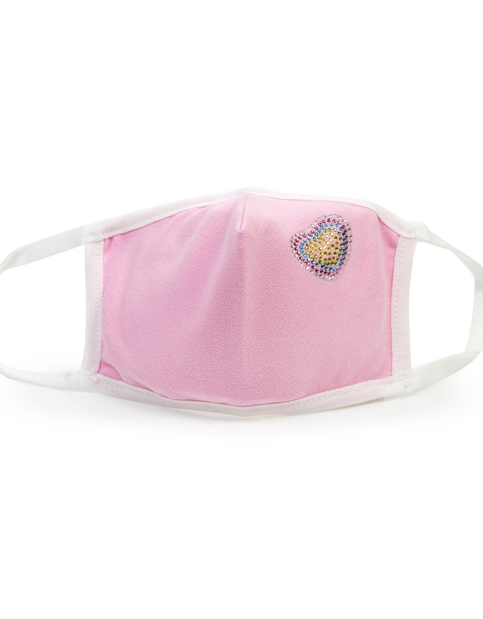 Bling20 Pretty N Pink Face Mask