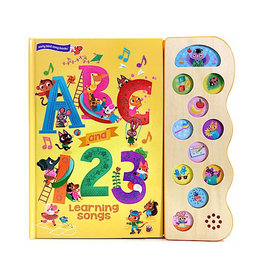 Cottage Door Press ABC and 123 Learning Songs