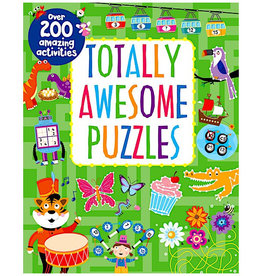 Cottage Door Press Totally Awesome Puzzles