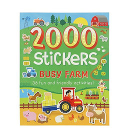 Cottage Door Press Busy Farm 2000 Stickers