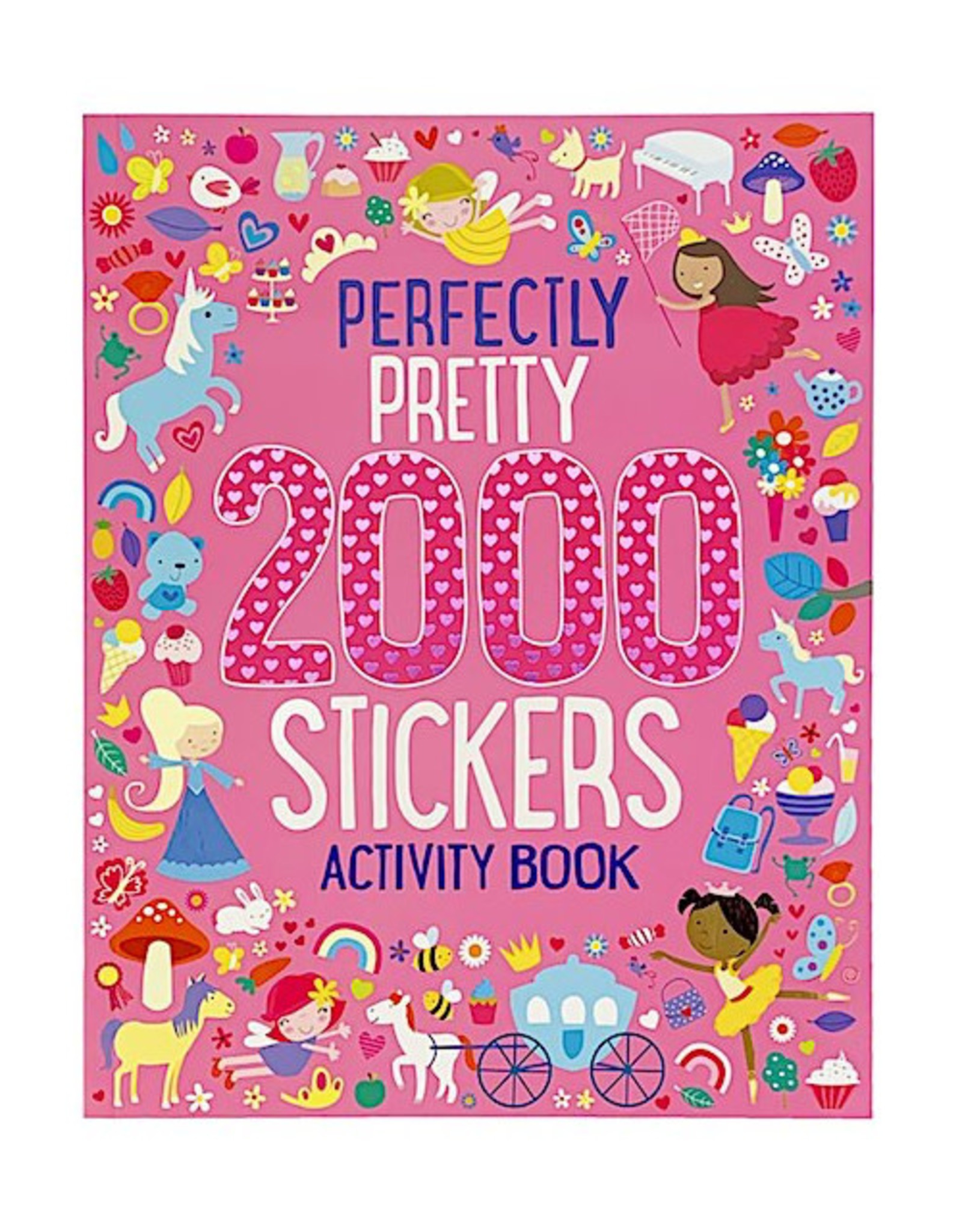 Cottage Door Press Perfectly Pretty 2000 Stickers